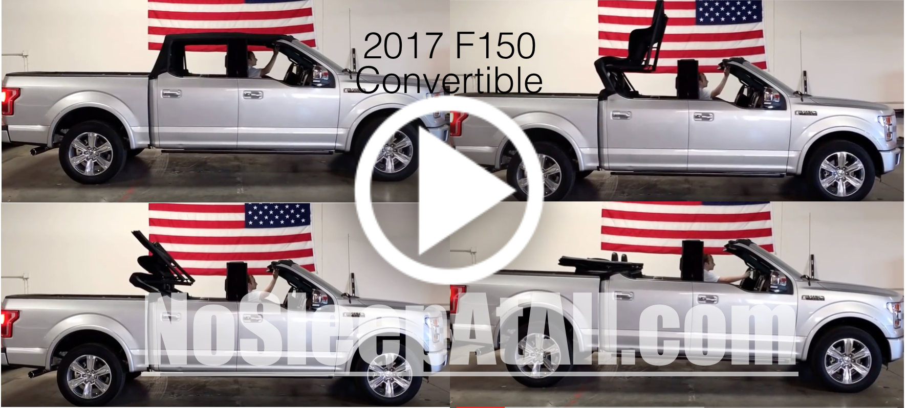 f150 4 door convertible for those that want it all nosleepatall. Black Bedroom Furniture Sets. Home Design Ideas